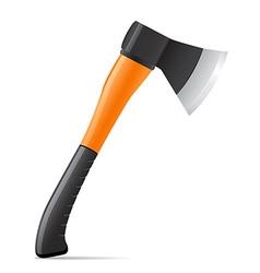 tool axe 02 vector image