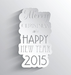 new year and christmas background 2811 vector image