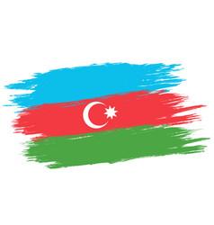 Vintage azerbaijan vector