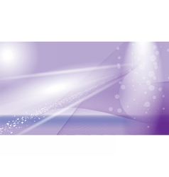 Digital abstract empty purple background vector image