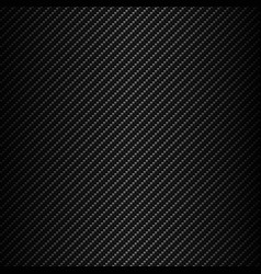 carbon fiber seamless background vector image vector image