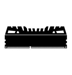 Memory module vector