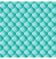 Squama seamless pattern vector image