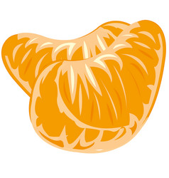 Two juicy bits of the tangerine vector