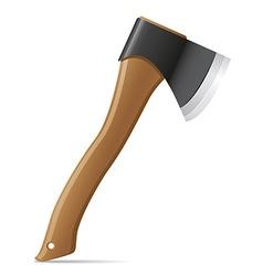 tool axe 04 vector image vector image