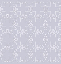 perfect graphical seamless pattern geometrical vector image