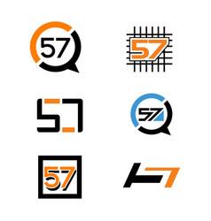 s logo s logo design initial s logo circle s vector image