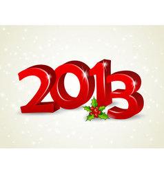 2013 newyear vector