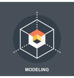 3D Modeling vector