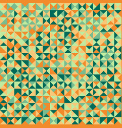 colors modern abstract triangle polygonal style vector image