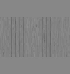 Gray wooden vertical planks textured vector