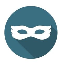 Mask Flat vector