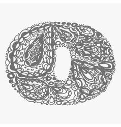 Number zero vector