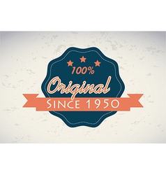 Premium quality over pattern background vector