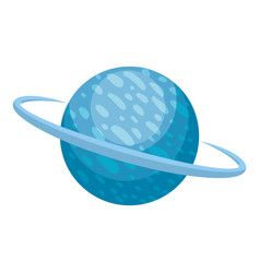 Space planets design vector