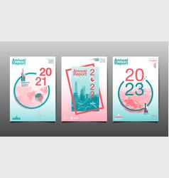 Annual report 2020202120222023 future vector