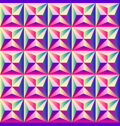 bright colorful geometric abstract seamless vector image
