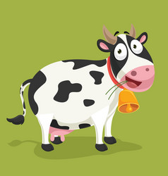 cow eps 10 vector image