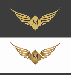 Luxury logo vector