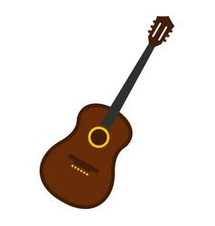 Charango music instrument icon isolated vector