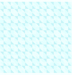 Cyan right triangle pattern seamless background vector