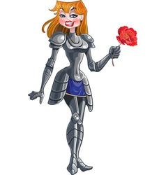 Princess knight vector
