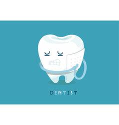 Toothache vector