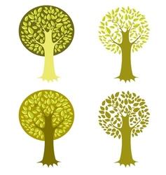 tree2 vector image