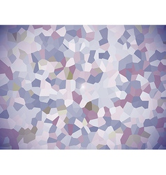 Abstract pixel polygonal design background vector image