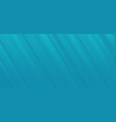 blue abstract gradient background with rays lines vector image