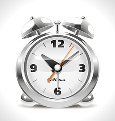 Old Alarm Clock vector image
