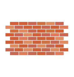 brickwall vector image