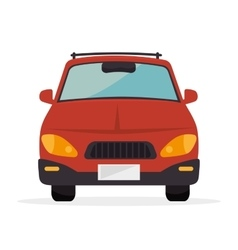 classic cars design vector image