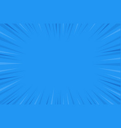 comics rays background with halftones summer vector image