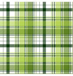 Green ireland abstract check textile seamless vector