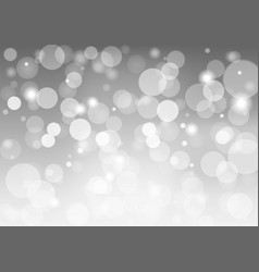 abstract gray background with a light blur vector image
