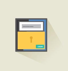 User login 23 vector