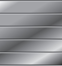 Aluminium and metal background metal abstract vector image