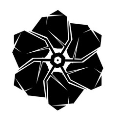 sacred geometry 0179 vector image