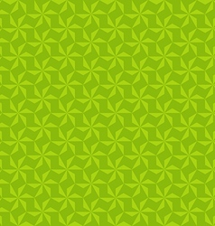 Abstract geometric hexagon star seamless vector image vector image