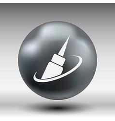 corrector eye icon eye icon fashion isolated sign vector image