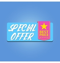 Special offer best price vector