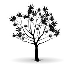 Tree of joy vector