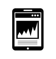 Smartphone device with statistics vector