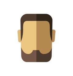 man male avatar person icon vector image vector image