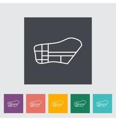 Muzzle icon vector image vector image