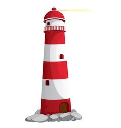 A light house vector