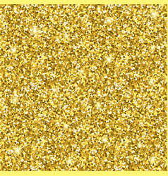 beautiful festive seamless gold texture vector image