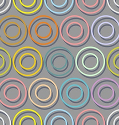 Colourful range of seamless background Abstract vector image