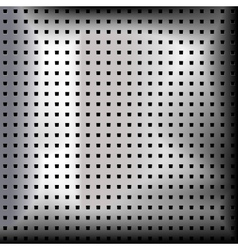 Structure surface metallic chrome vector